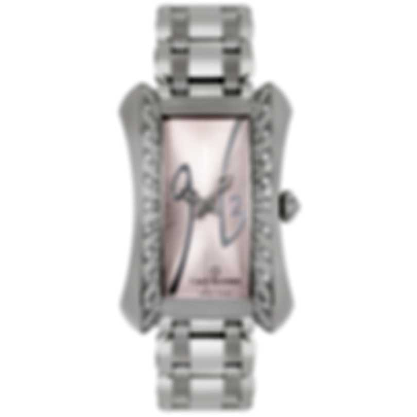 Carl F. Bucherer Alacria Diamond Quartz Ladies Watch 00.10705.08.92.31