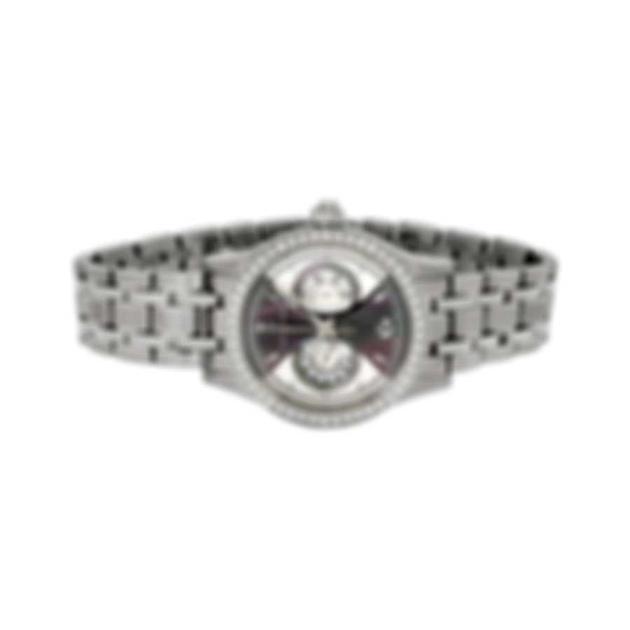 Carl F. Bucherer Diamond Manero Chronograph Automatic Ladies Watch 00.10904.08.86.31