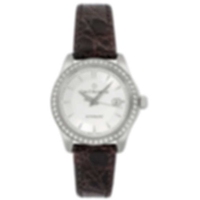 Carl F. Bucherer Manero Autodate Diamond Ladies Automatic Watch 00.10911.08.13.11