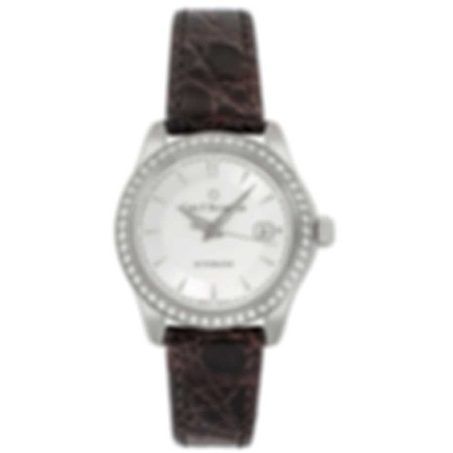 Carl F. Bucherer Manero Autodate Diamond Ladies Automatic Watch 00.10911.08.13.11