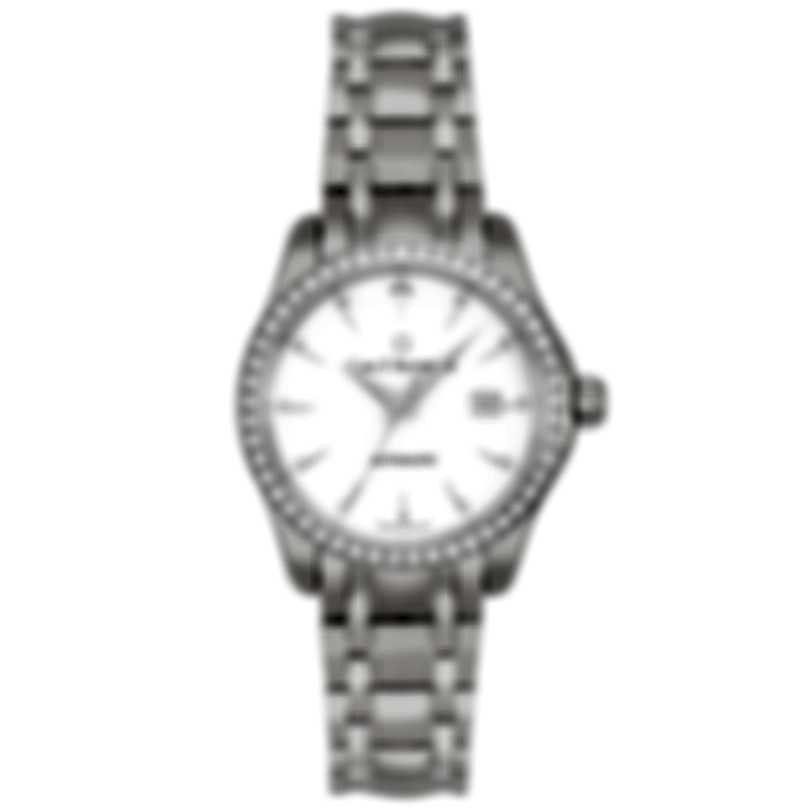 Carl F. Bucherer Manero Autodate Diamond Automatic Ladies Watch 00.10911.08.23.31
