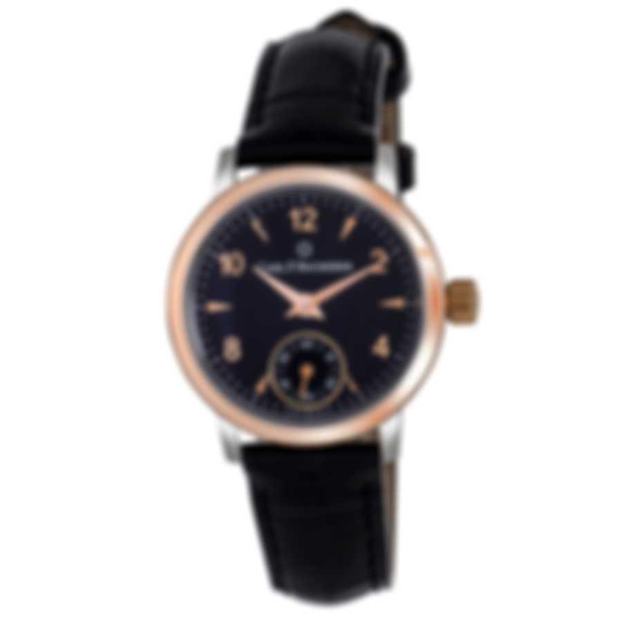 Carl F. Bucherer Adamavi 18K Rose Gold And Stainless Steel Manual Wind Ladies Watch 00.10317.07.36.01