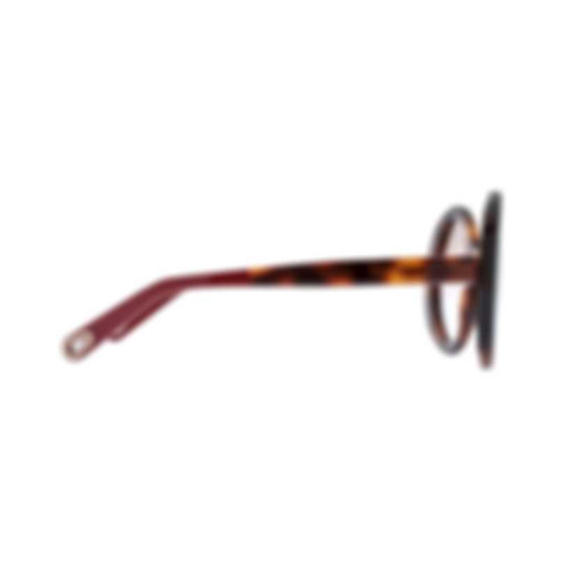 Chloe Women's Havana Acetate Sunglasses CE2743S-270