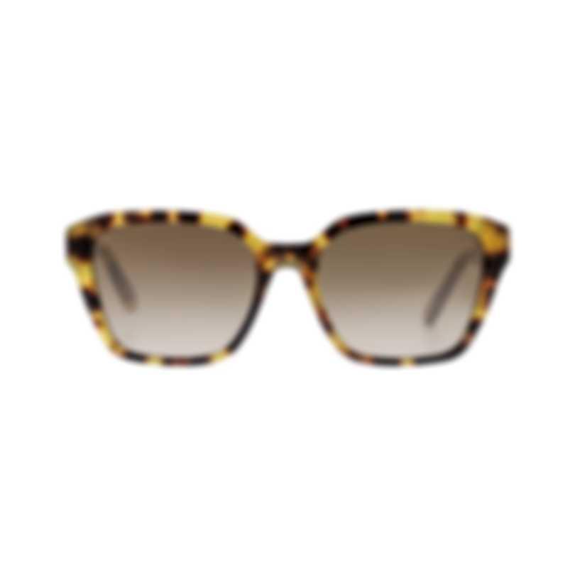 Chloe Women's Havana Acetate Sunglasses CE759S-218