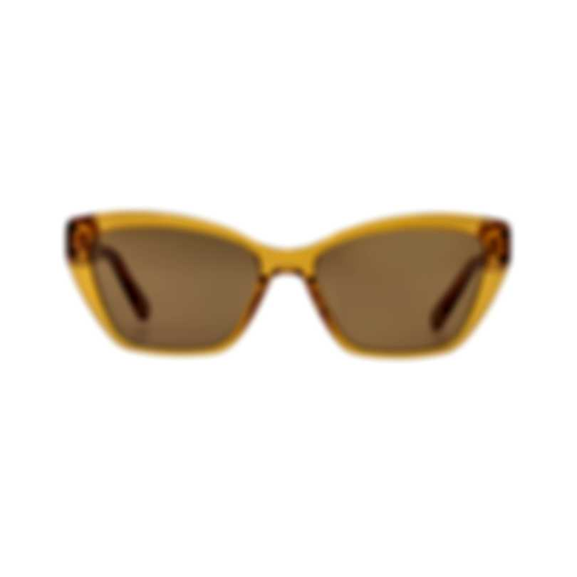 Chloe Women's Brick Acetate Sunglasses CE760S-204