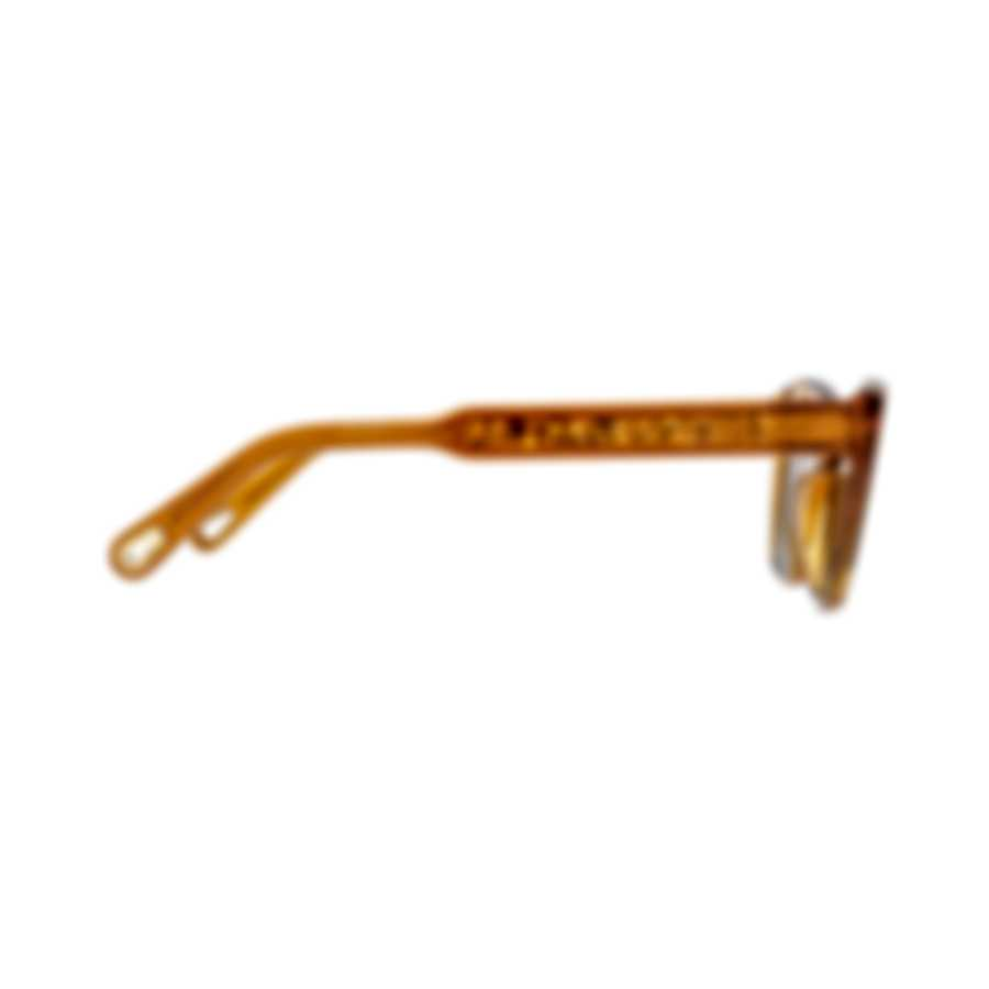 Chloe Women's Brick Acetate Sunglasses CE760S-204