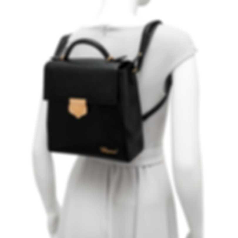 Chopard Imperiale Black Leather Handbag 95000-0675
