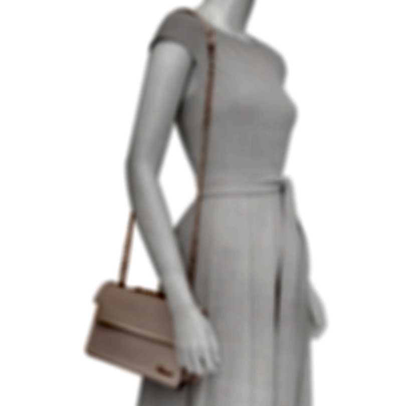 Chopard Vintage Tan Leather Handbag 95000-0630