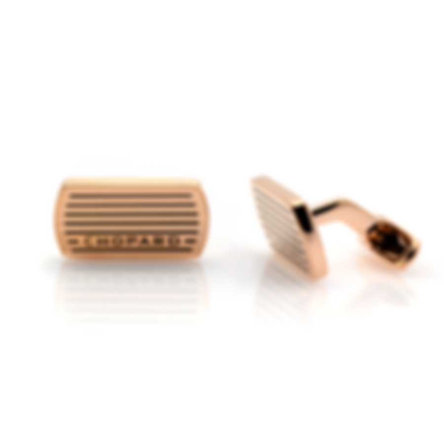 Chopard Classic Racing Gold Gold Plated Steel Cufflinks 95014-0033