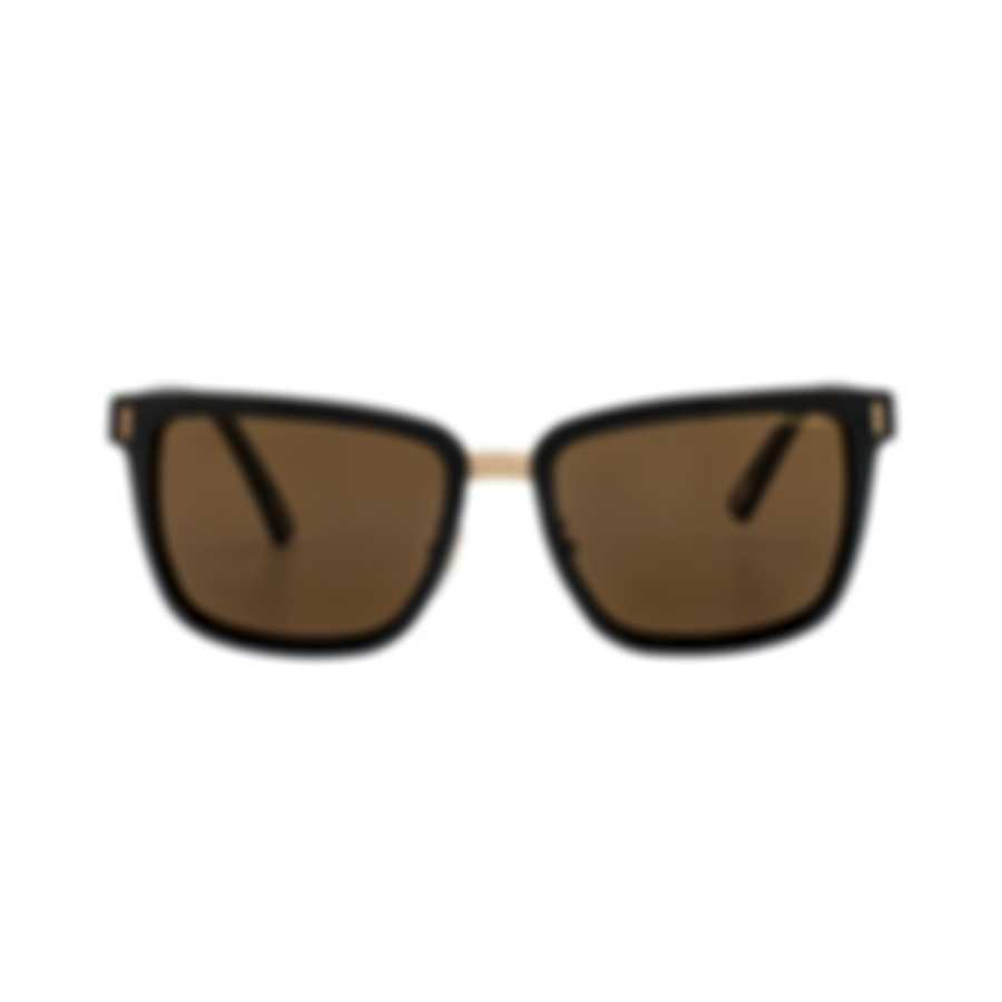Chopard Brown & Black Sunglasses 95217-0442