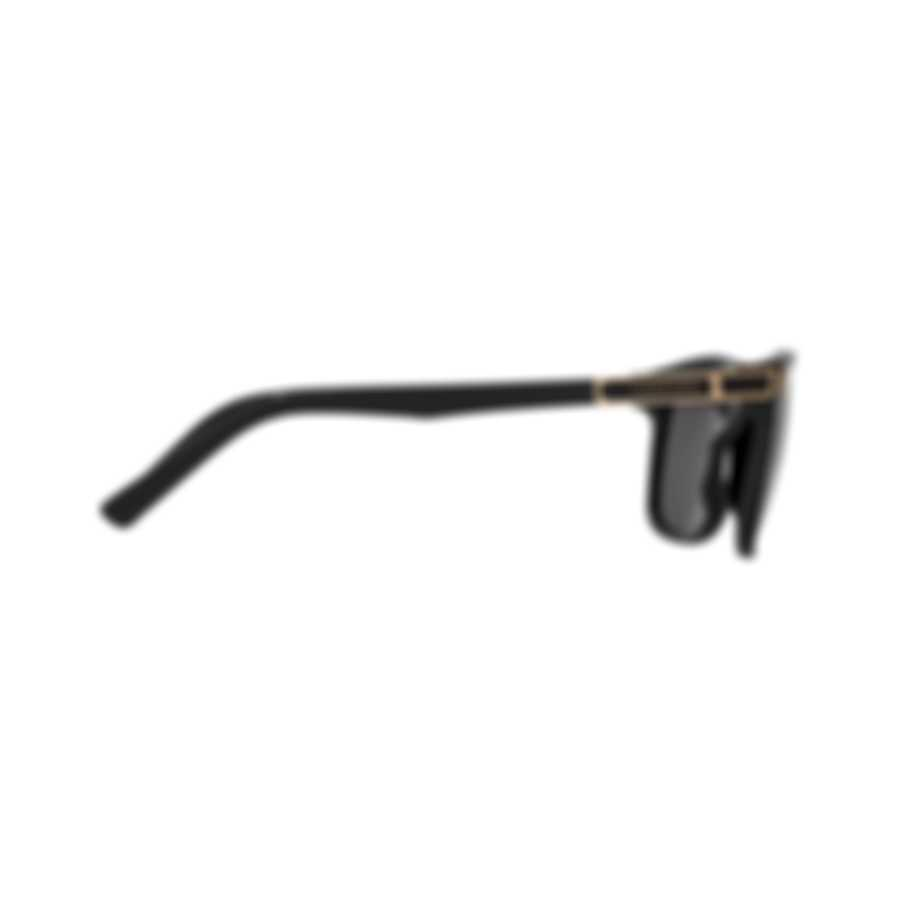 Chopard Classic Smoke & Black Sunglasses 95217-0454