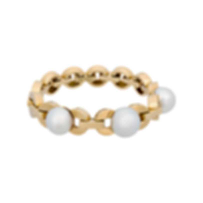 Assael 18k Yellow Gold And South Sea Pearl Bracelet B1792