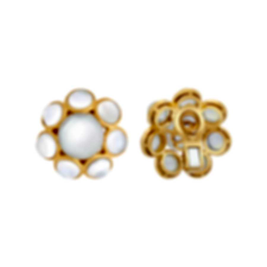 Assael 18K Yellow Gold And Pearl Earrings E6480