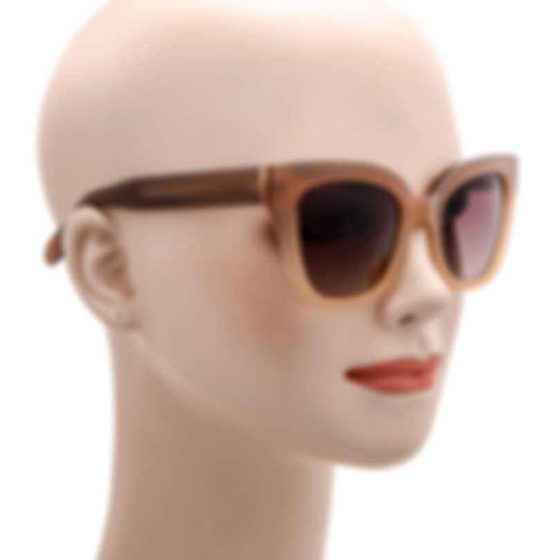BCBG Blush & Brown Sunglasses BA5023-664