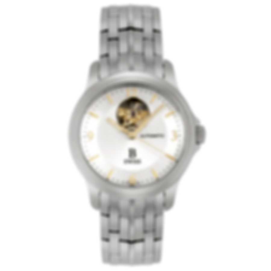 B Swiss By Bucherer Prestige Open Heart Automatic Men's Watch 00.50501.08.16.22