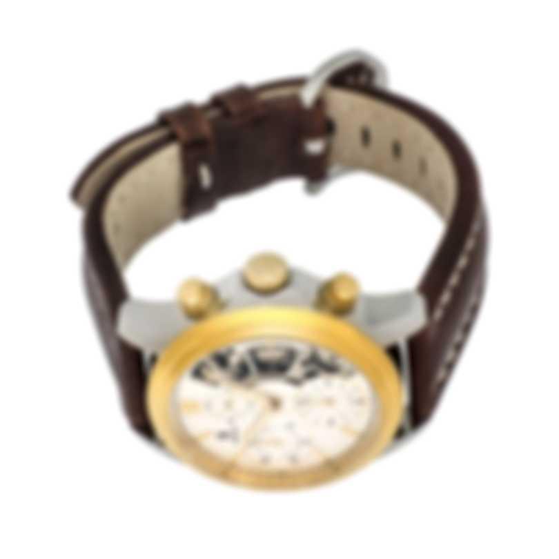 B Swiss Prestige Chronograph Automatic Men's Watch 00.50506.34.13.01