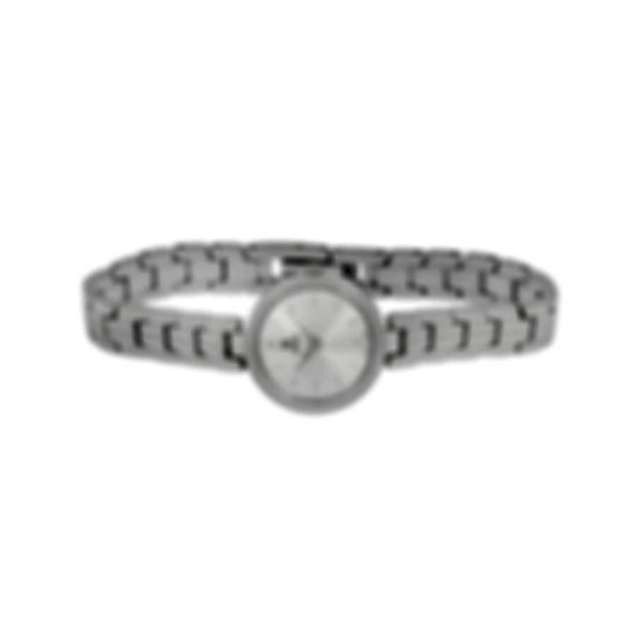 B Swiss Dress Round Stainless Steel Quartz Women's Watch 00.90003.08.13.21