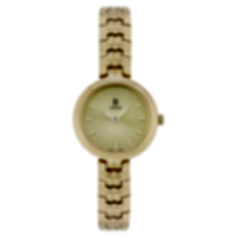 B Swiss Dress Round Quartz Ladies Watch 00.90003.10.43.21