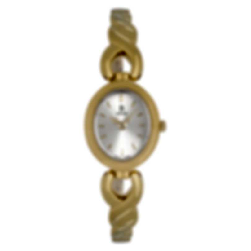 B Swiss By Bucherer Dress Oval Quartz Ladies Watch 00.90006.10.13.21