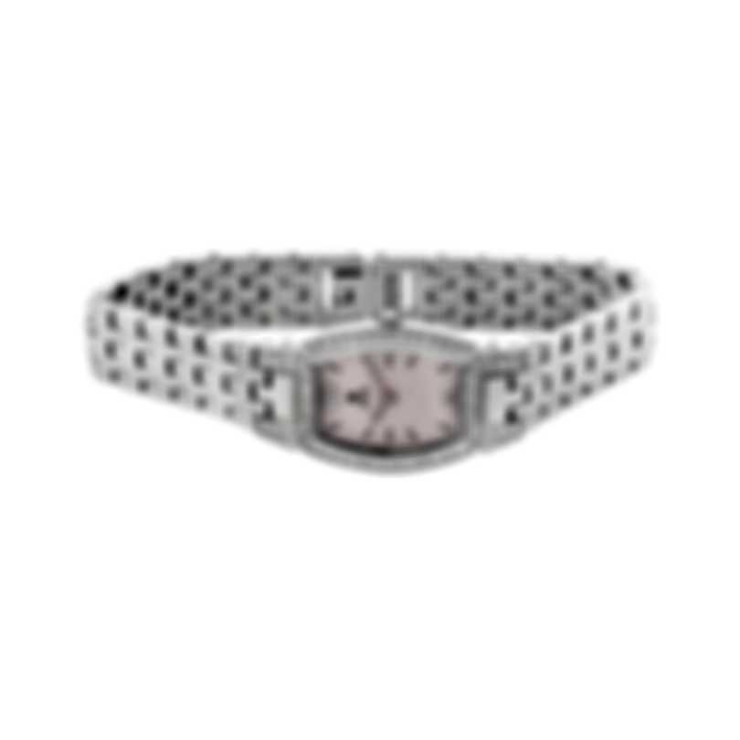 B Swiss Dress Tonneau Stainless Steel Quartz Women's Watch 00.90010.08.99.31