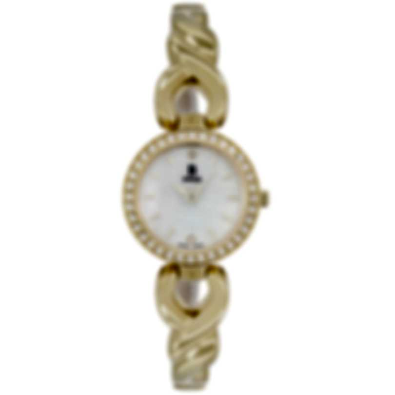 B Swiss By Bucherer Dress Quartz Ladies Watch 00.90014.10.79.31