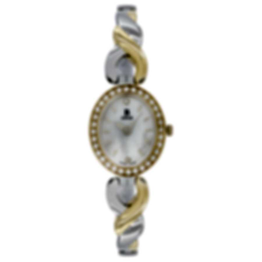 B Swiss By Bucherer Dress Oval Quartz Ladies Watch 00.90016.34.79.31