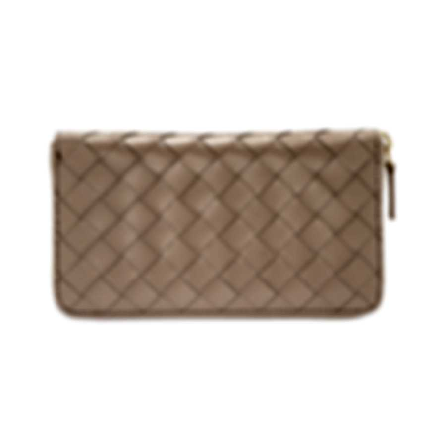 Bottega Veneta Women's Zip Around Wallet 588768VMBI1-6950