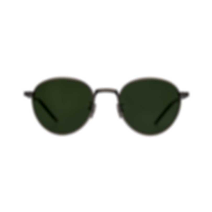 Bottega Veneta Green Metal Men's Sunglasses BV0110S-004 MSRP $650.00