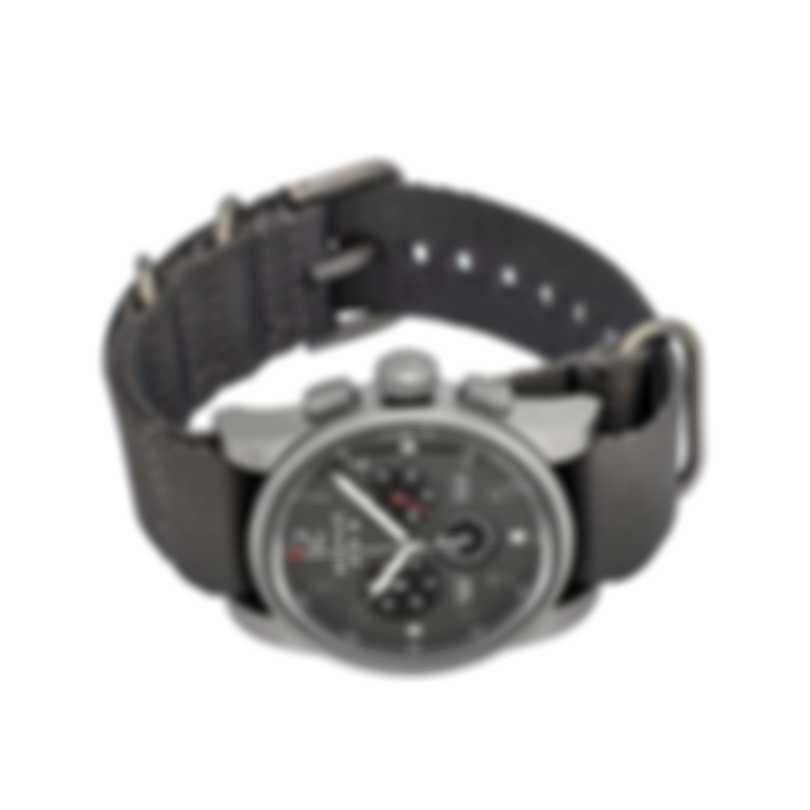 Benrus Air Chief Chronograph Quartz Men's Watch AC4-SB-G-NG
