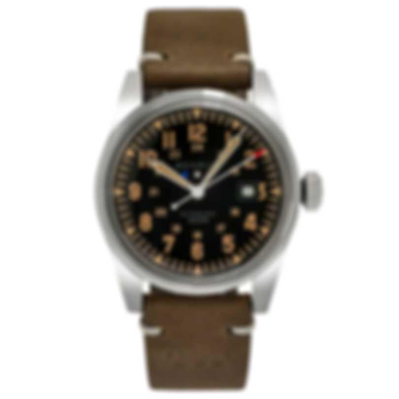 Benrus Field Watch Automatic Men's Watch F2-SA-BK-LSA