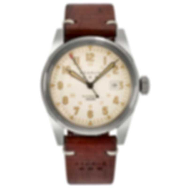 Benrus Field Watch  Automatic Men's Watch F3-P-W-LBR