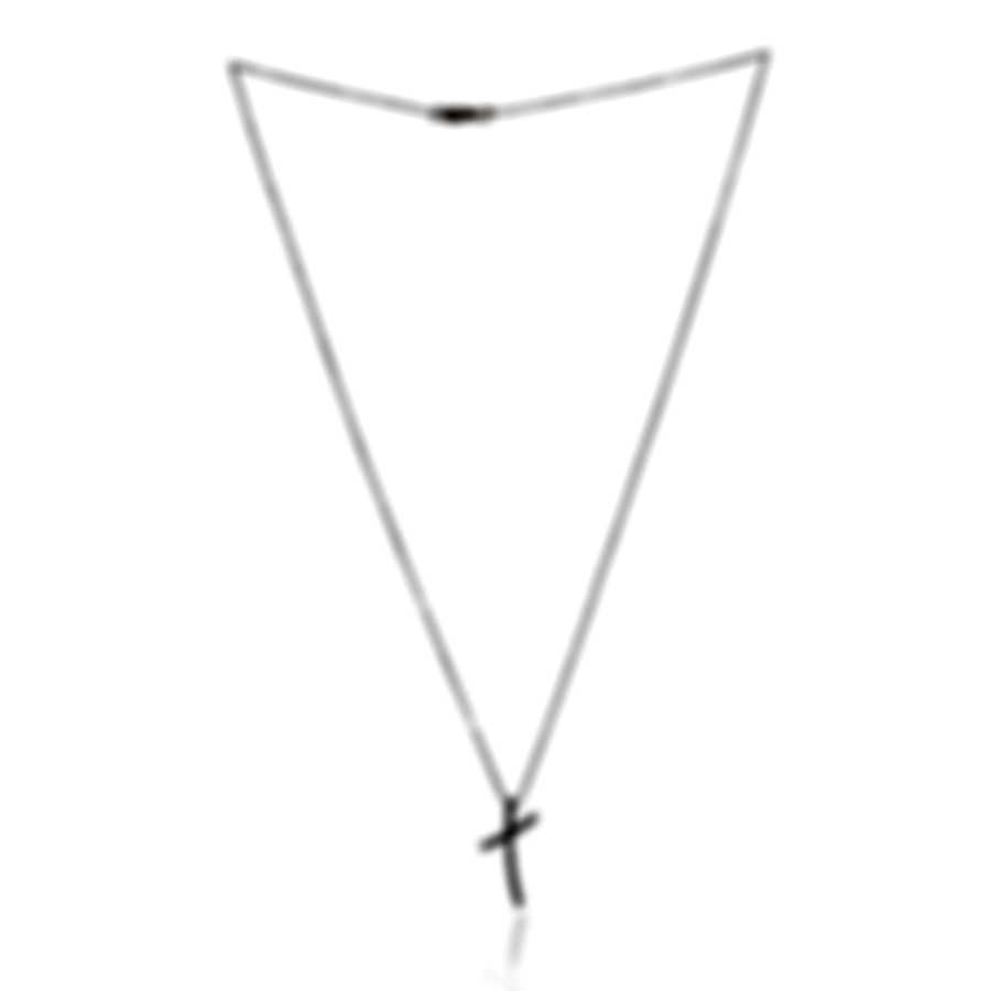 Bliss By Damiani 18k White Gold Diamond 0.13ct Necklace 20059195
