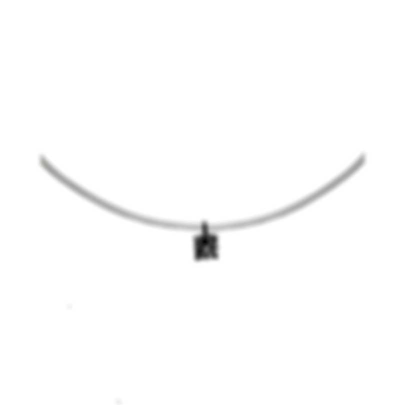 Bliss By Damiani 18k White Gold Diamond 0.155ct Necklace 20053113