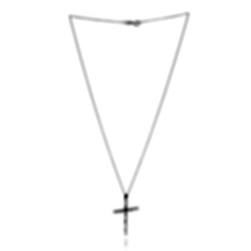 Bliss By Damiani 18k White Gold Diamond(0.03ct Twd.)Necklace 20061654