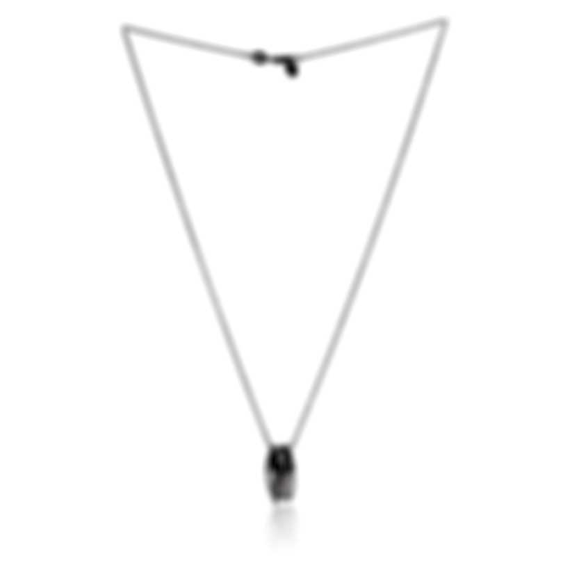 Bliss By Damiani 18k White Gold Diamond 0.08ct Necklace 20075050