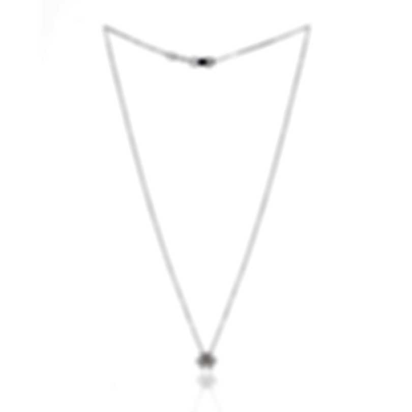 Bliss By Damiani 18k White Gold Diamond 0.008ct Necklace 20077805