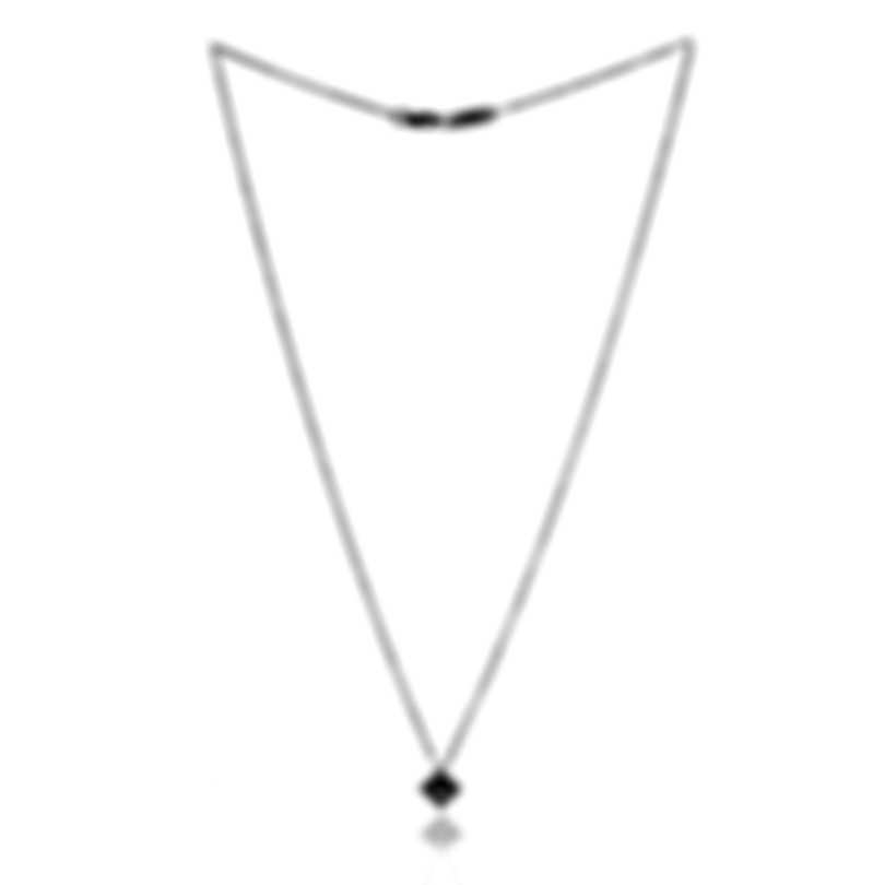 Bliss By Damiani 18k White Gold Diamond 0.13ct Necklace 20077816