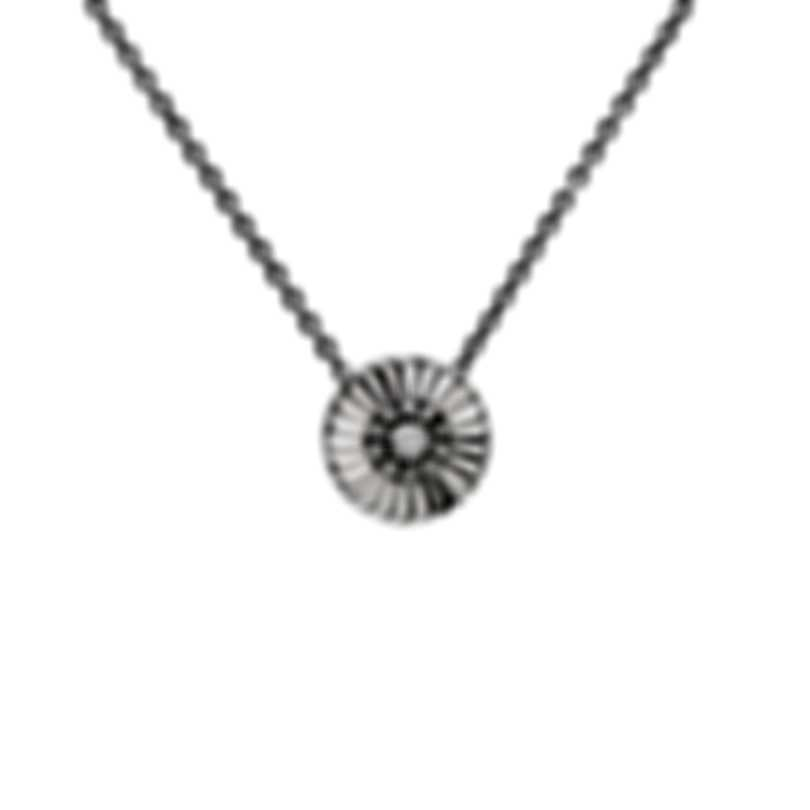 Bliss By Damiani 18k White Gold Diamond 0.06ct Necklace 20070657