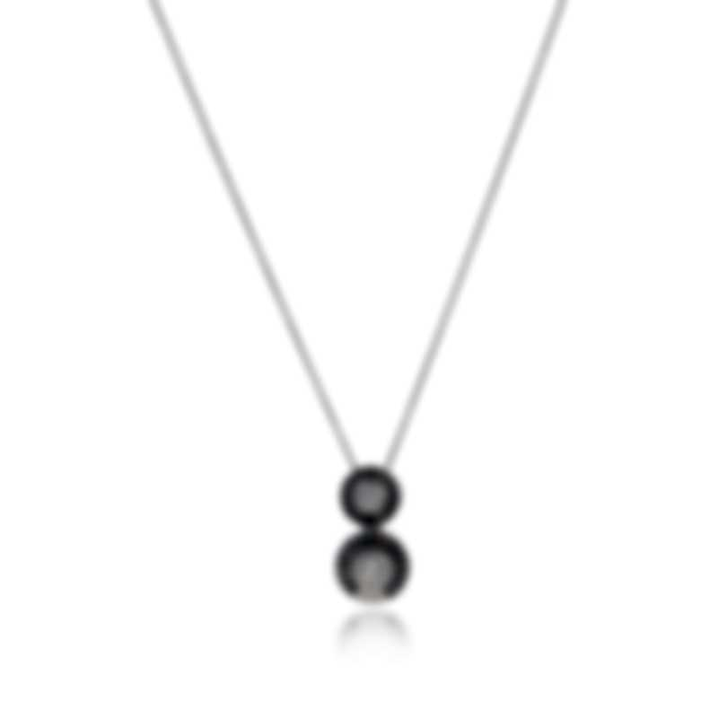 Bliss By Damiani 18k White Gold Diamond 0.18ct Necklace 20070832