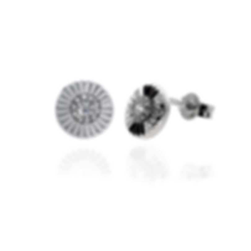 Bliss By Damiani 18k White Gold Diamond 0.23ct Earrings 20070941