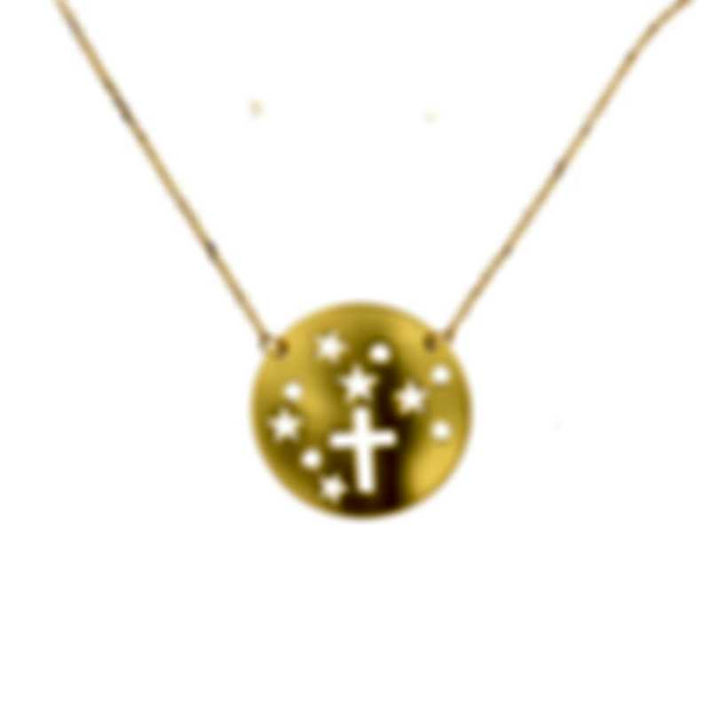 Bliss By Damiani 18k Yellow Gold Necklace 20073592