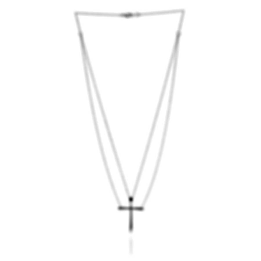 Bliss By Damiani 18k White Gold Diamond 0.11ct Necklace 20073820