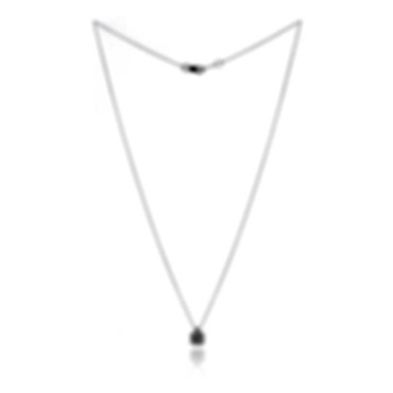 Bliss By Damiani 18k White Gold Diamond(0.06ct Twd.)Necklace 20084229