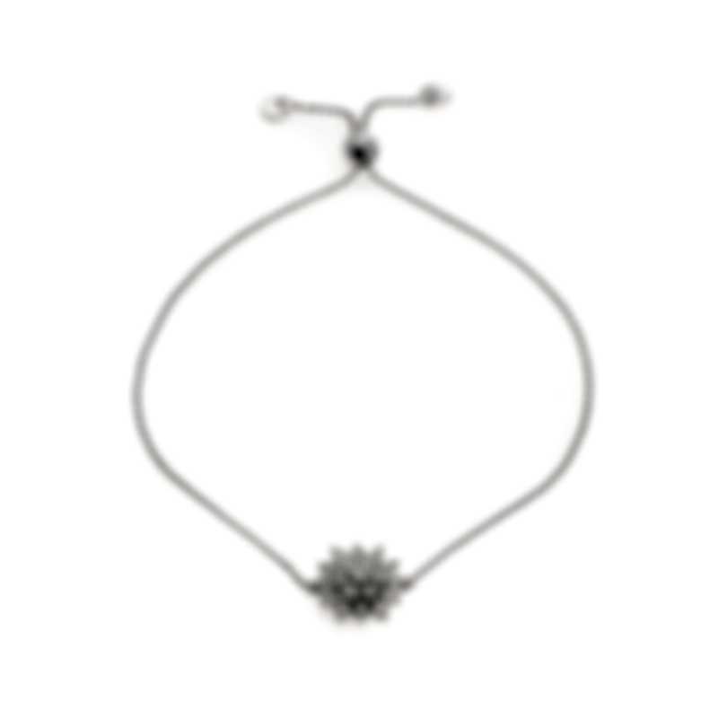 Bliss By Damiani 18k White Gold Diamond 0.1ct Bracelet 20085122