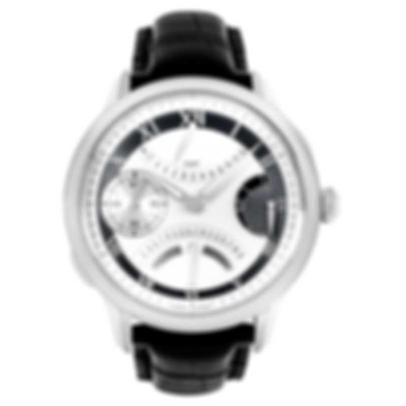 Maurice Lacroix Masterpiece Calendrier Double Retrograde Manual Wind Men's Watch MP7218-SS001-110