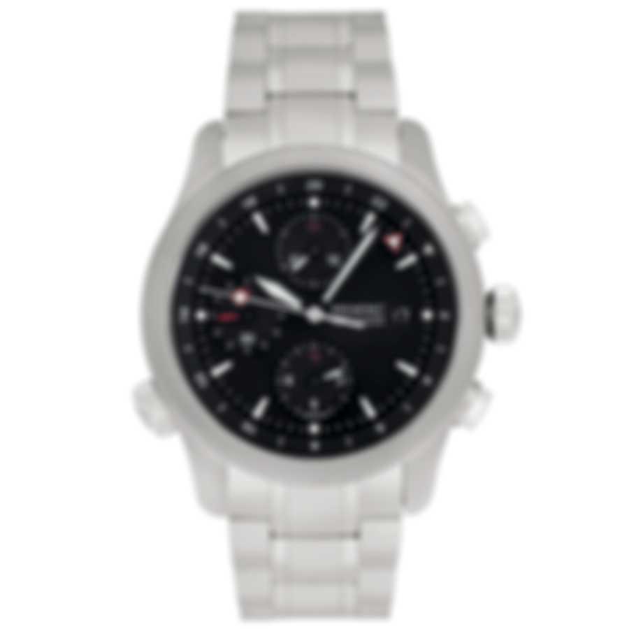 Bremont Pilot GMT Chronograph Automatic Men's Watch ALT1-ZT/BK/BR