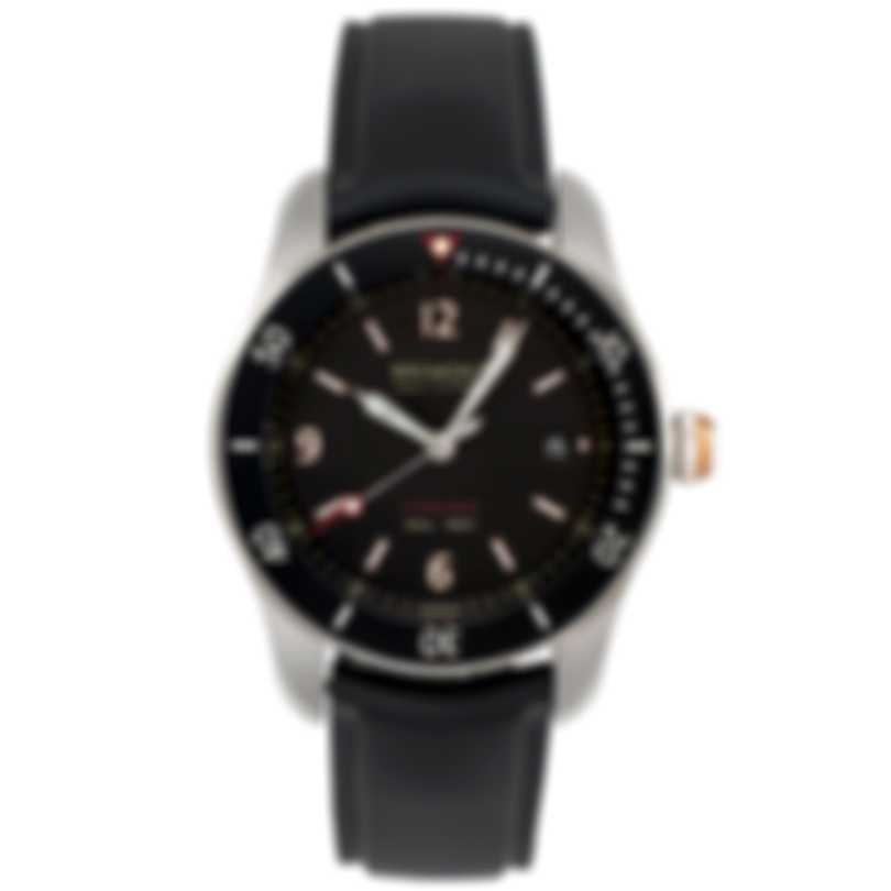 Bremont Supermarine Type 300 Black Automatic Men's Watch S300/BK