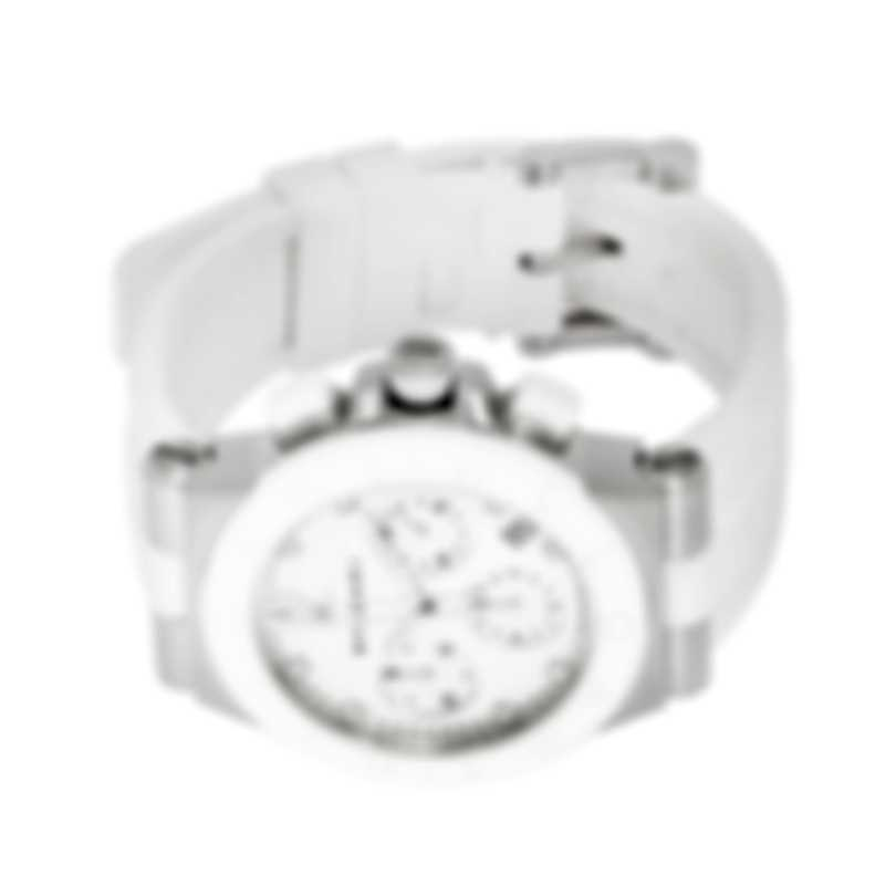 Bvlgari Diagono White Mother Of Pearl Automatic Ladies Watch 101993
