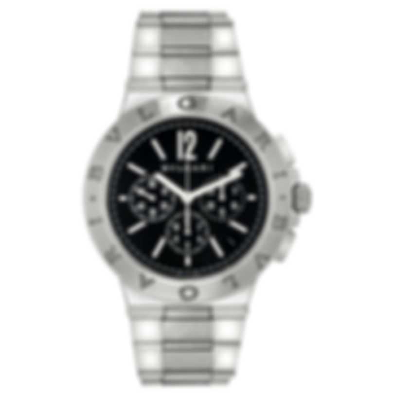 Bvlgari Diagono Velocissimo Automatic Men's Watch 102330