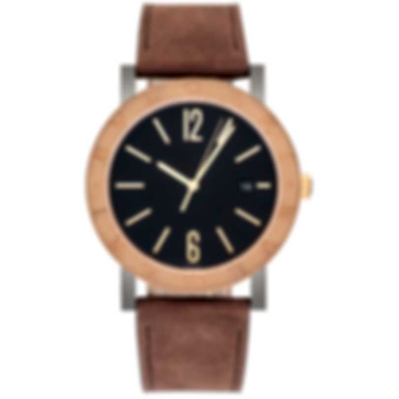 Bvlgari Solotempo Automatic Men's Watch 102931
